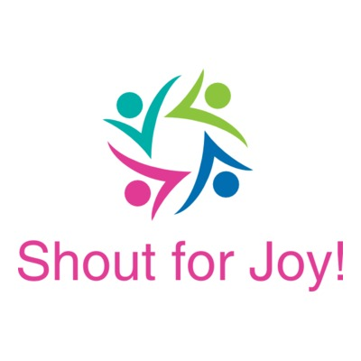 Shout for Joy! logo